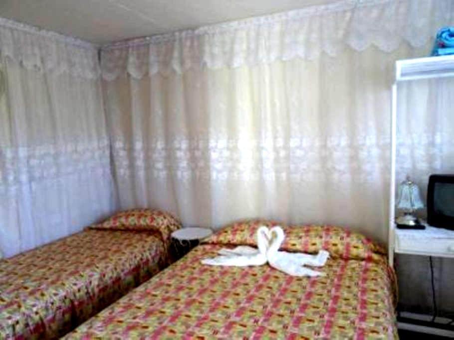 Casa Hospedaje Villa Duque Room 1 (TERR) - Artemisa Province - Apartment