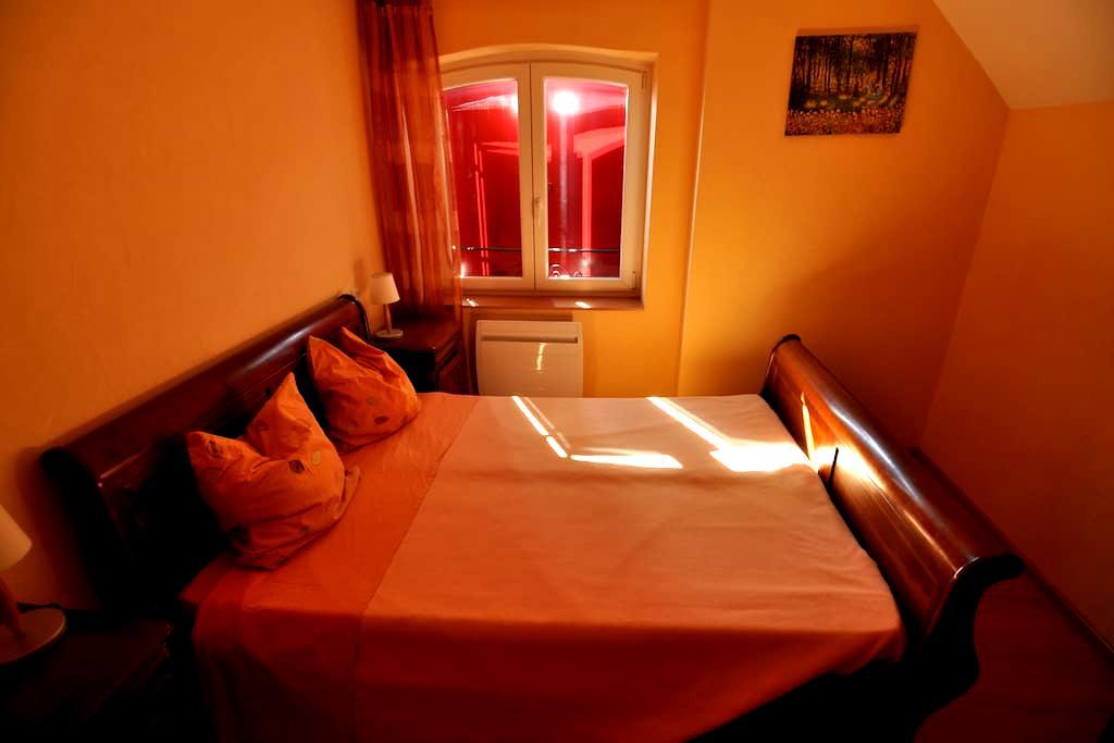 Appartement Calme au pied des Vosges - Gundolsheim - Flat