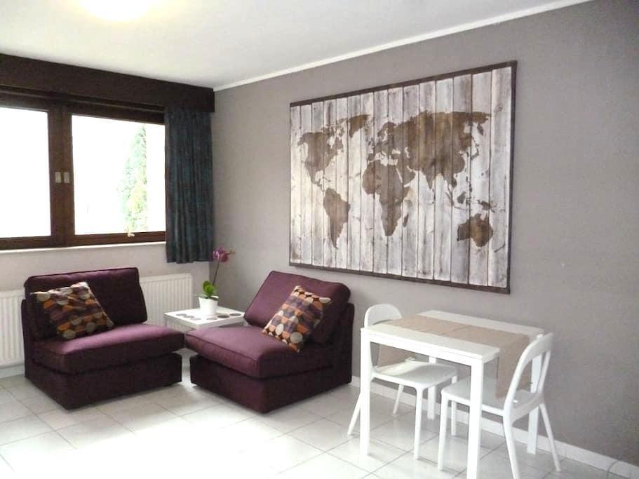 flat Breugel: Heyzel, Expo, UZ VUB - Wemmel - Appartement