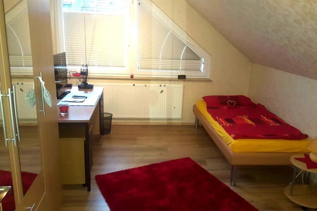 Gemütliches Zimmer , Haus, Garten - Hagen