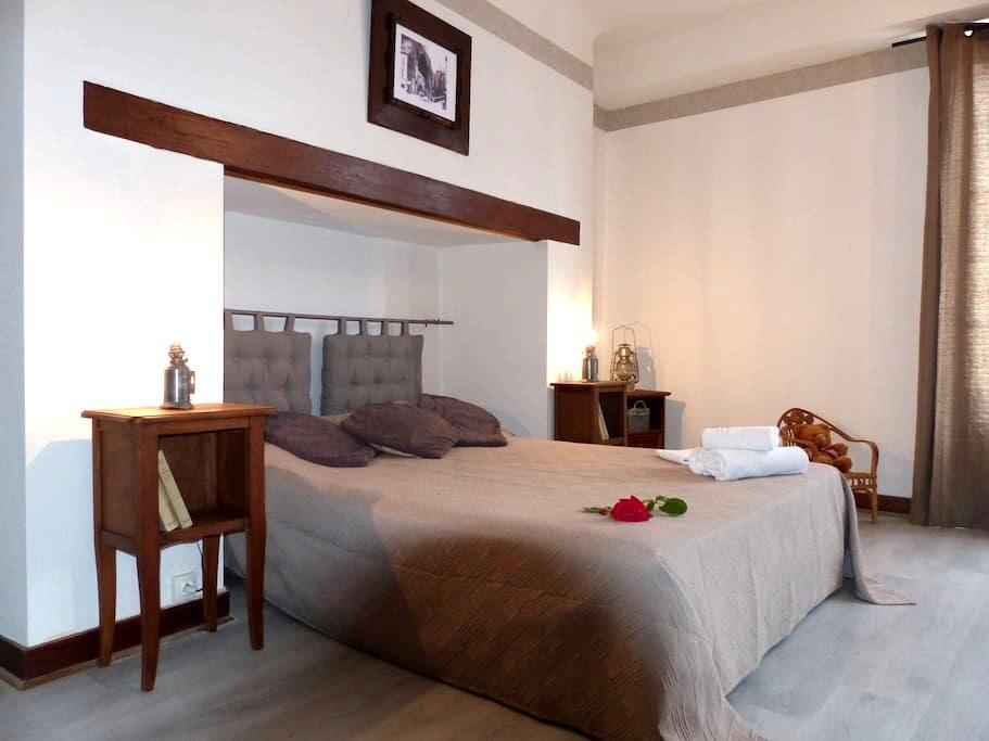 """studio """"jadis"""" centre historique - Sarlat-la-Canéda - Apartment"""