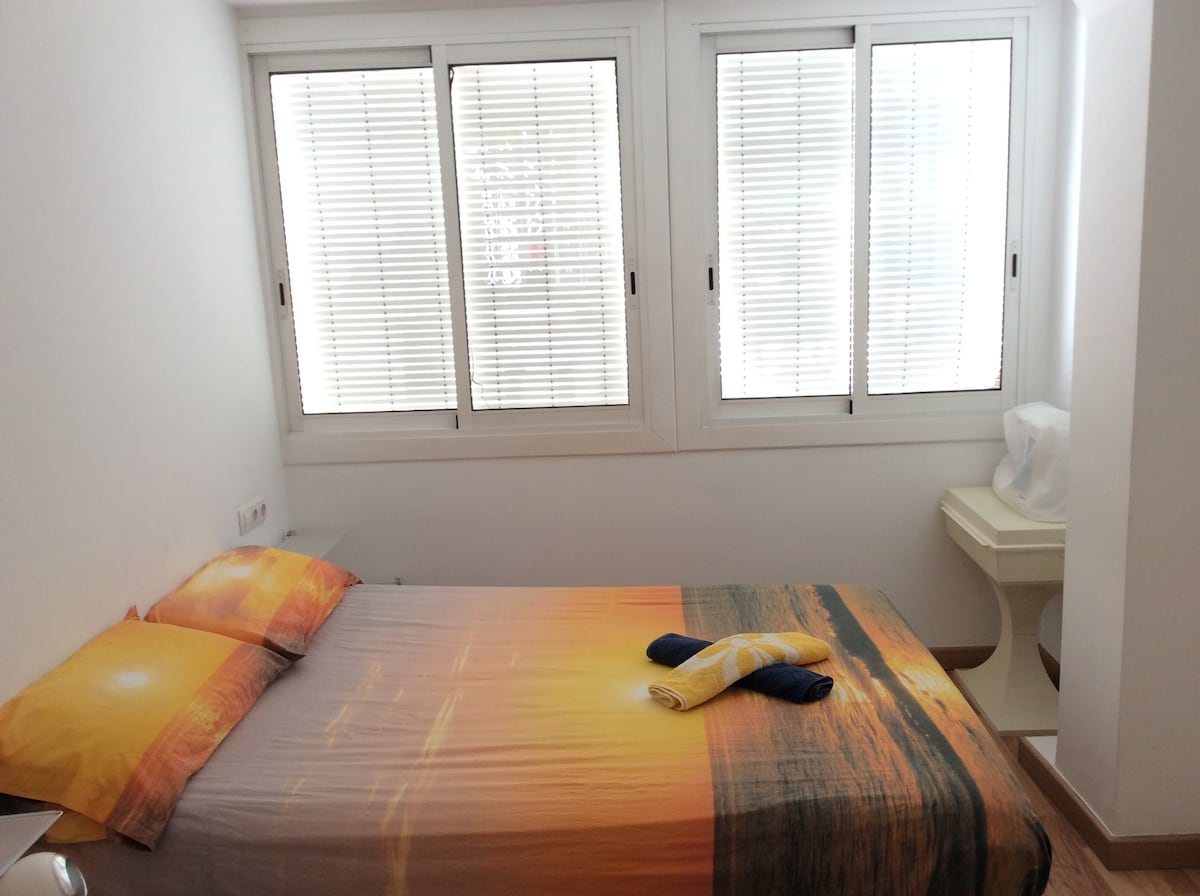 Luminoso apartamento con Terraza.
