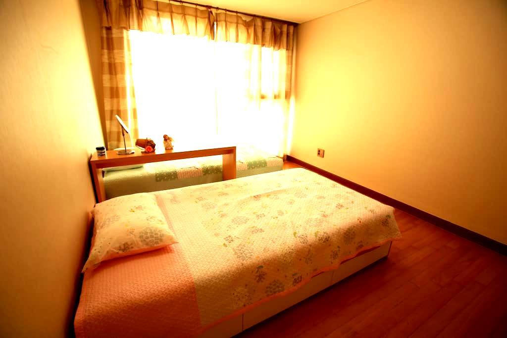 Nick's Apt. Comfortable, safety... - Ilsandong-gu, Goyang-si - Apartment