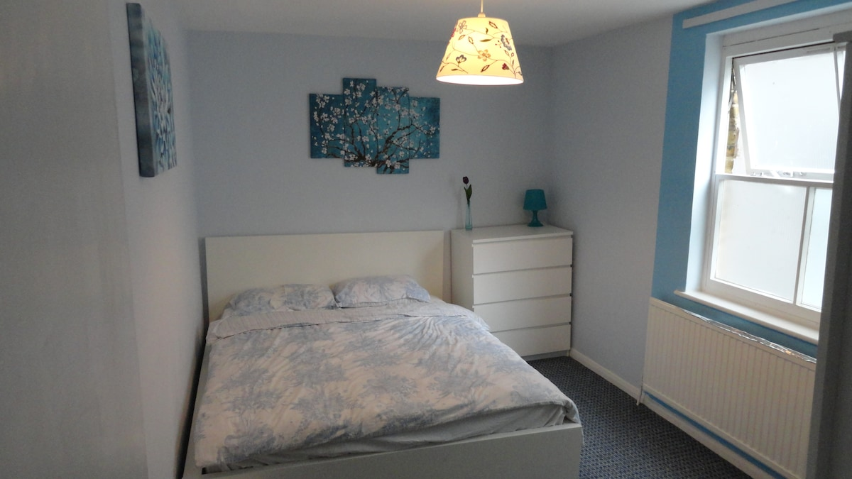 Clean and comfortable double room