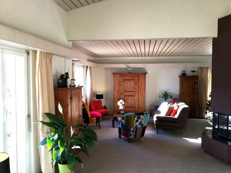 "La Maison Food & Room ""Crans"" - Crans-Montana - Bed & Breakfast"