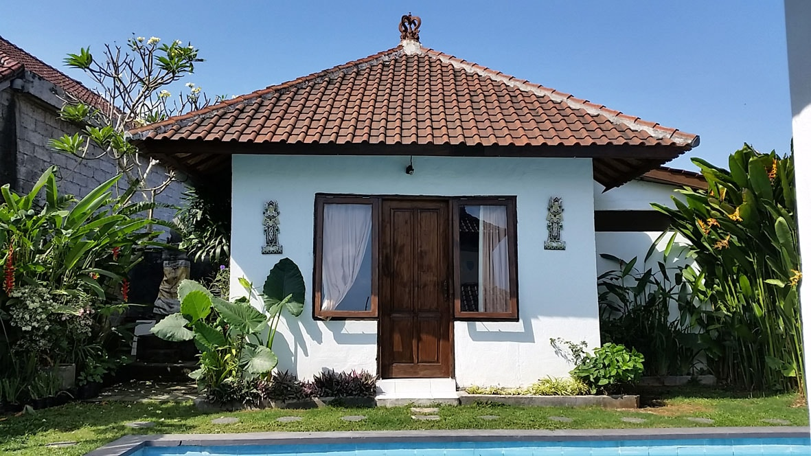 a Guest house for rent