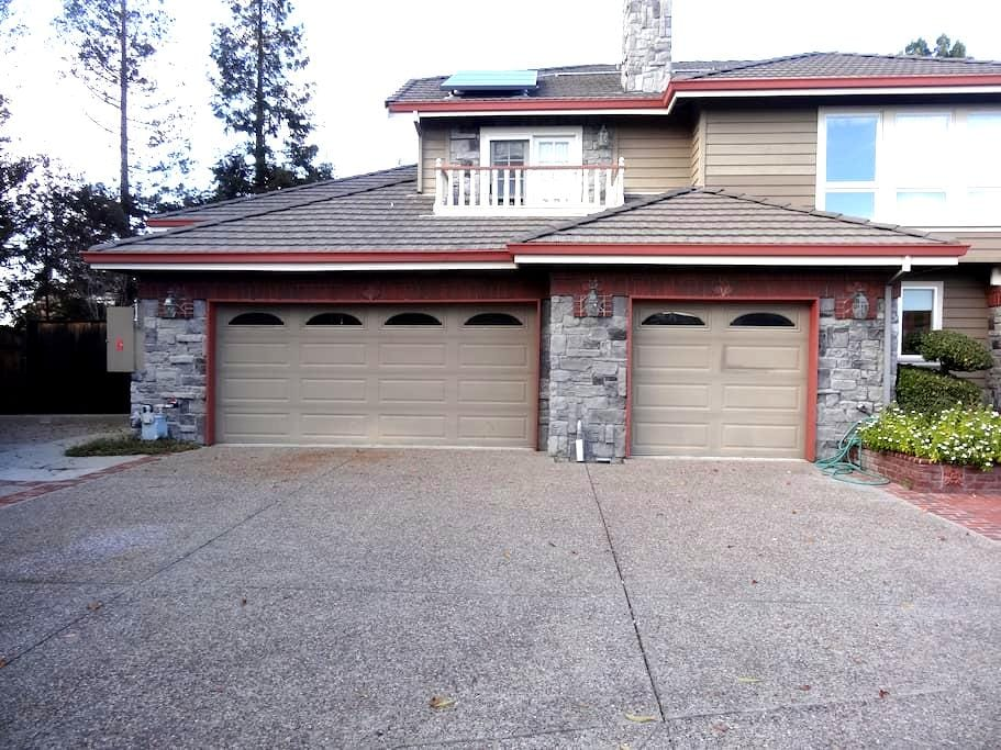 Nice in law unit on a gated street - Concord - Overig