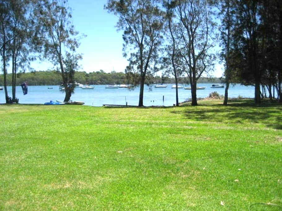 The Wharf Lake Macquarie - Wyee Point