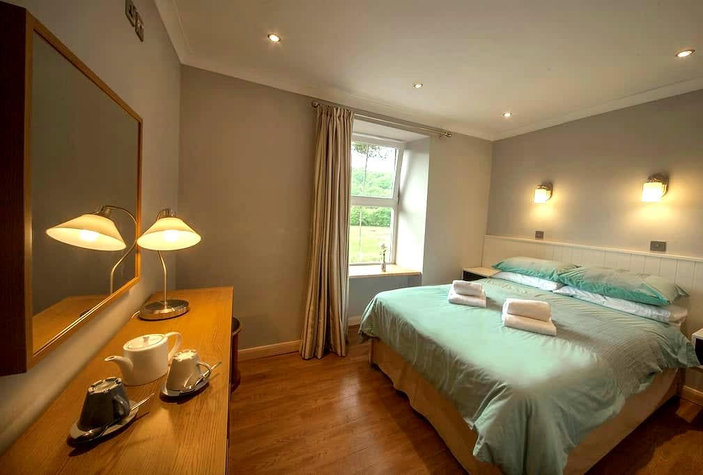 Beautiful double room at the heart of Snowdonia - Capel Curig - Bed & Breakfast
