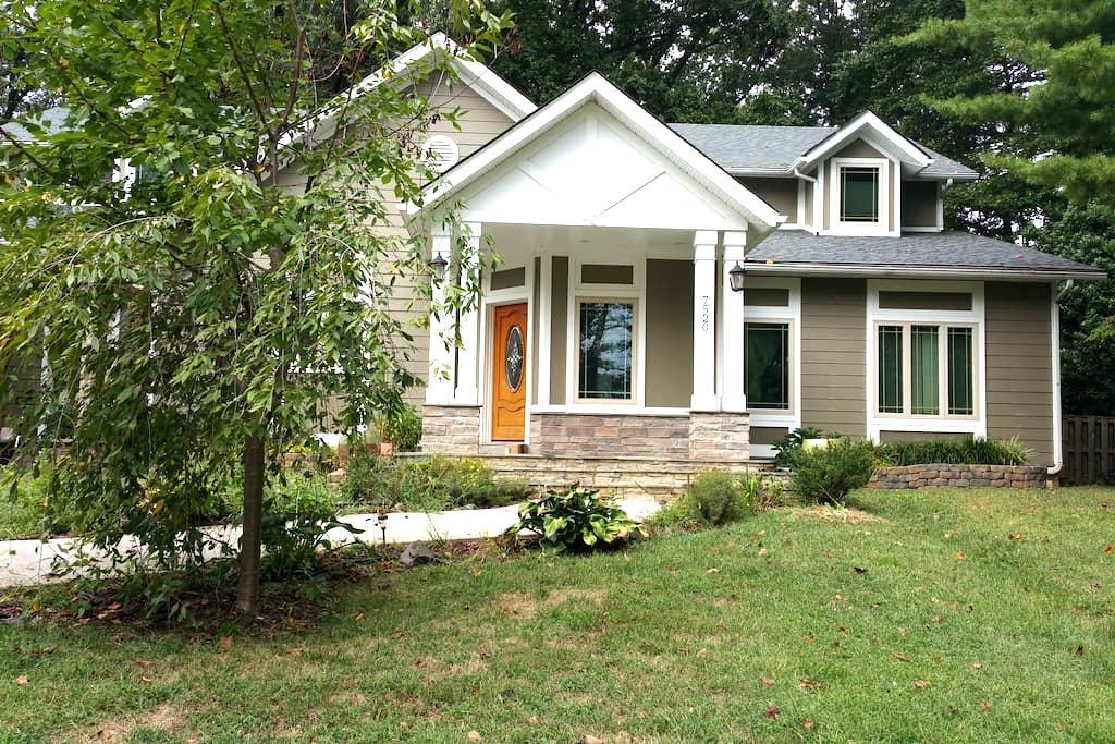 Simple house - Falls Church - Casa