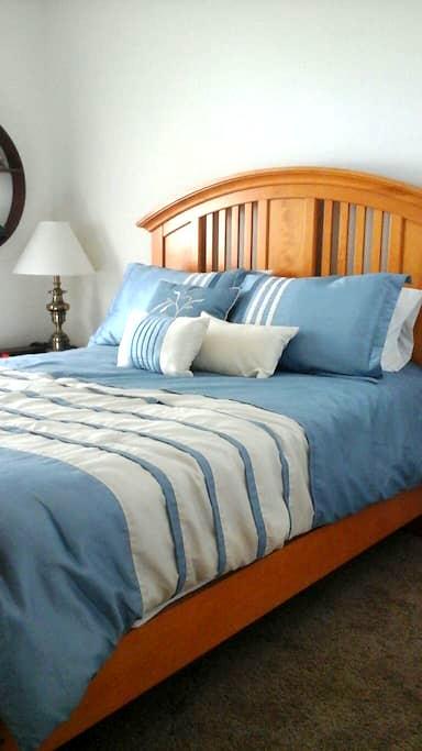 Private (F ) Cape Coral Bedroom, Enjoy. - Cape Coral - Hus