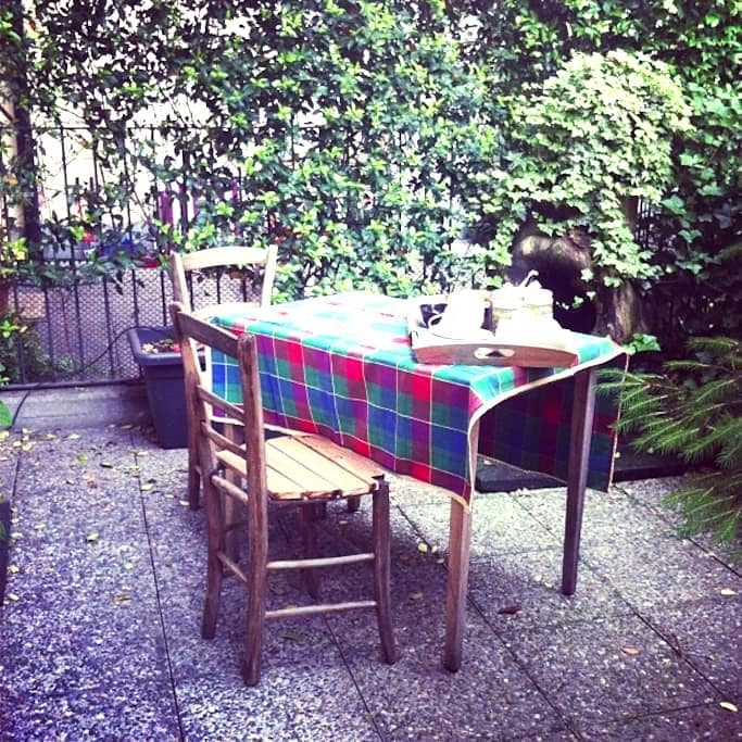 b&b Terrasse at Ghiacciaia - Turin - ตูลิน - ที่พักพร้อมอาหารเช้า