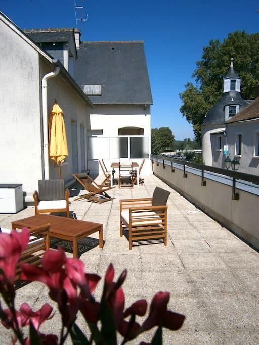 Appartement 3* au cœur d'Amboise - Amboise - Lejlighed