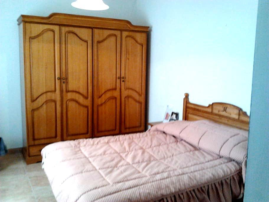 Comfortable double room (ensuite WC) - Martos