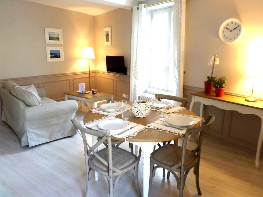 Gîte de charme avec spa - Bayeux - Wohnung