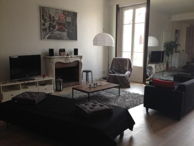 Chambres hyper-centre Dijon