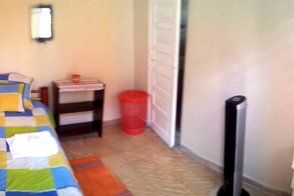 Safe room in Colonial zone - Santo Domingo - Ortak mülk