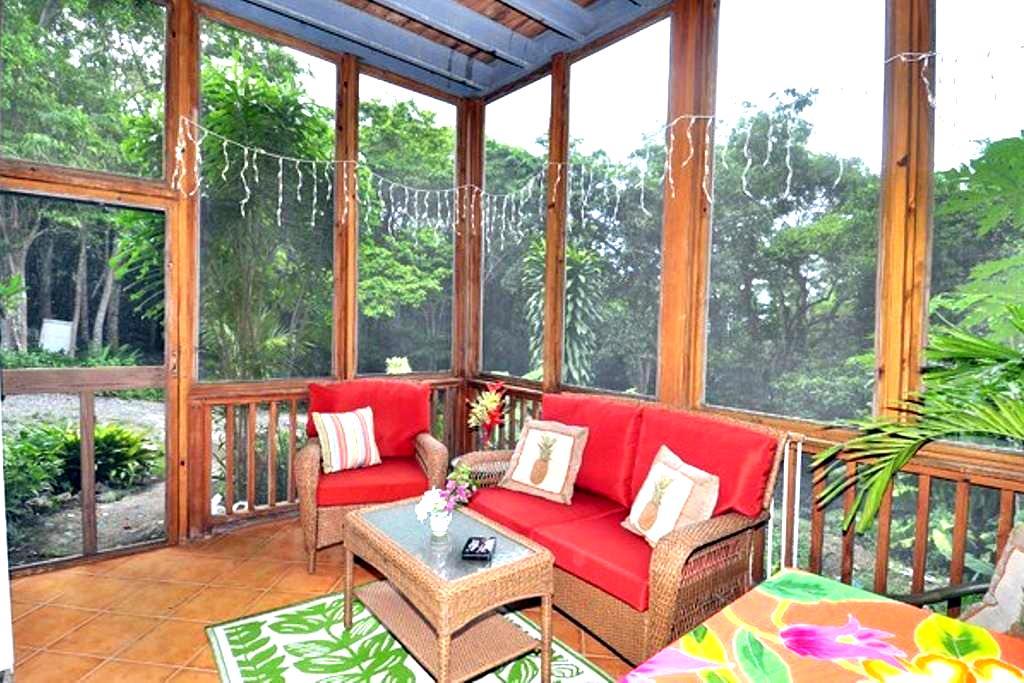 Eden Lounge Villa - 크루즈 베이 - 아파트