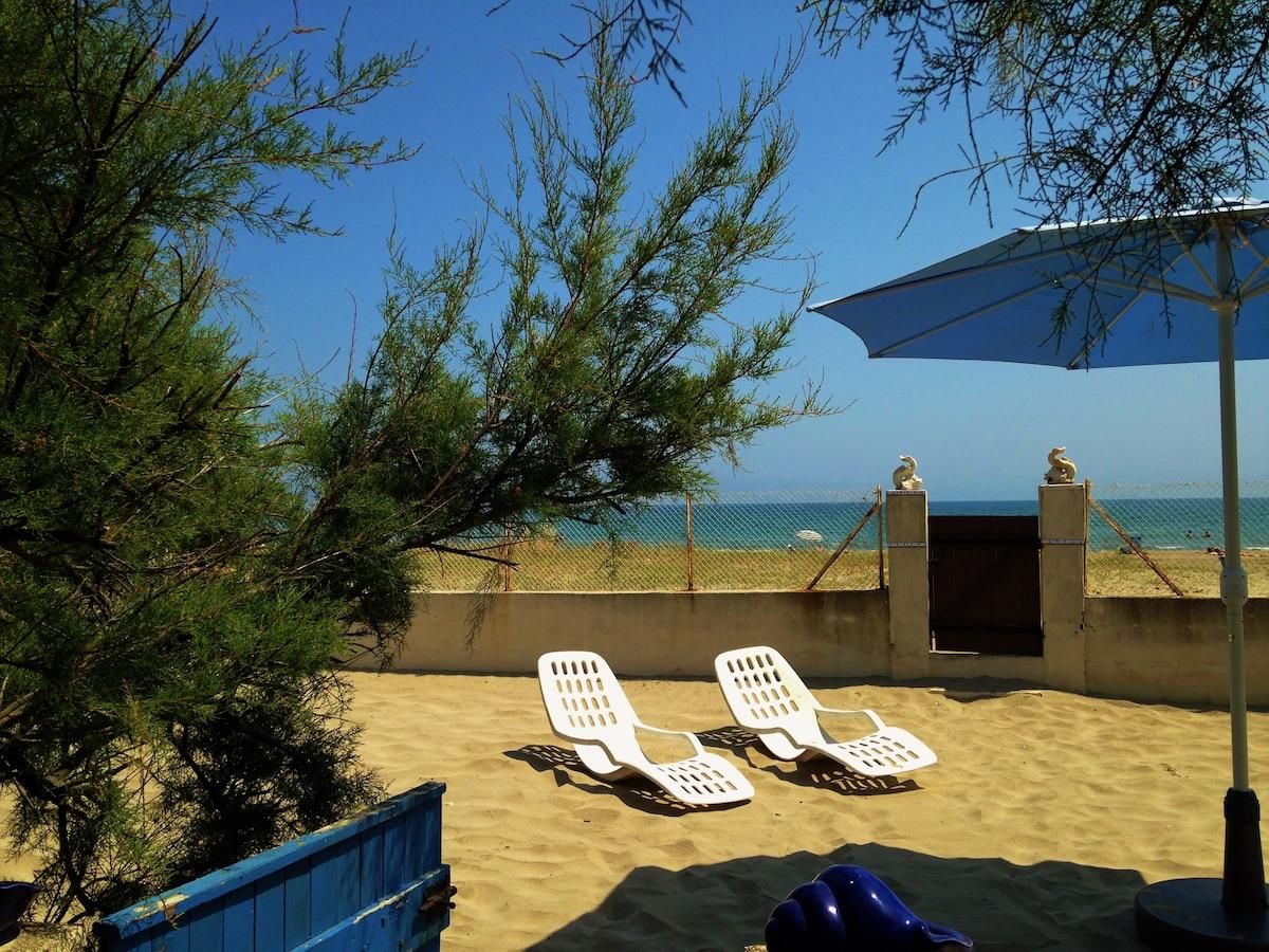 Villa de Luxe  1 ère ligne de mer
