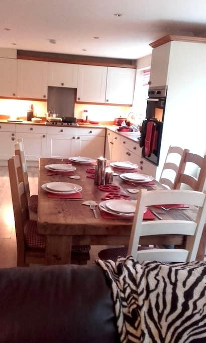 Heidi's place. - Loughborough - Casa