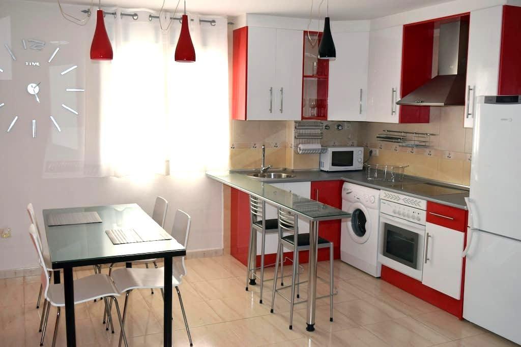Bonito apartamento moderno y cómodo - Baeza - Lejlighed