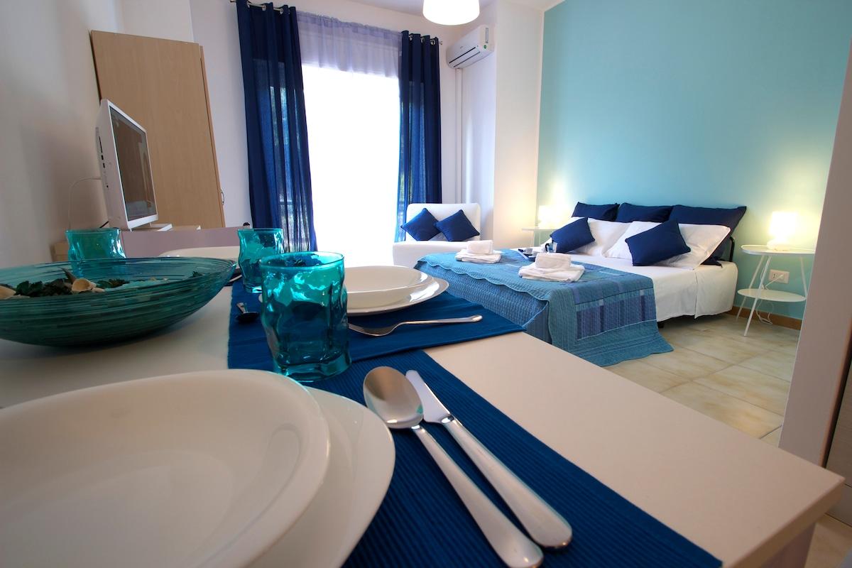 Taormina Studio Apartments - Aqua