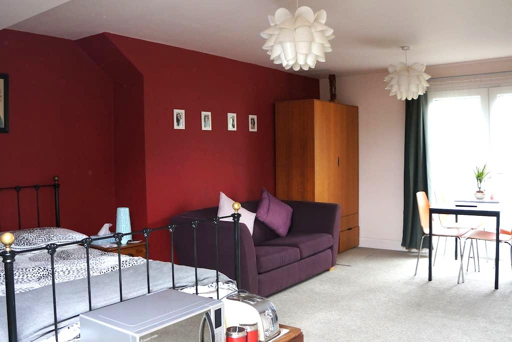 Big private loft, easy for Central London - London - House
