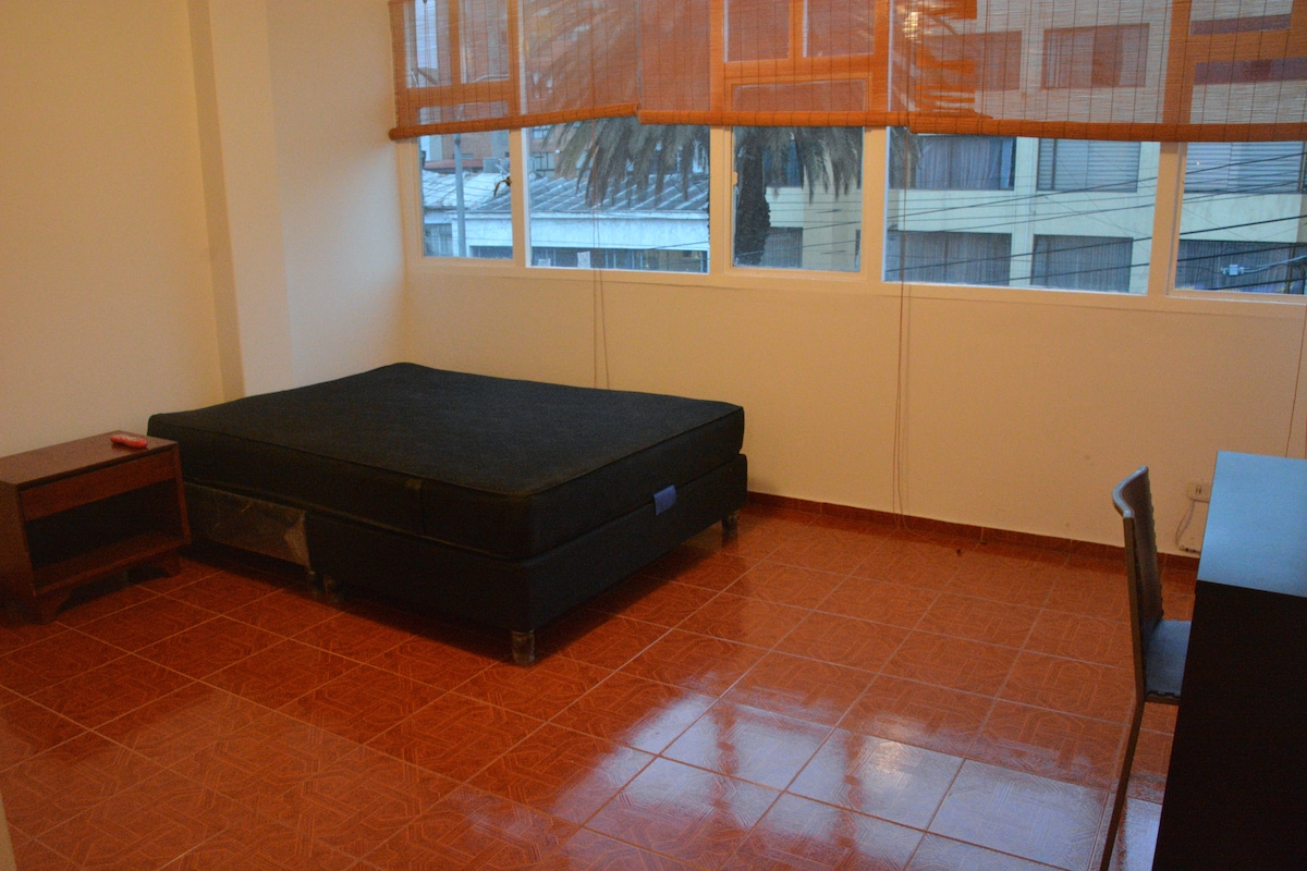 Nice Apt,Big Private Room,Chapinero