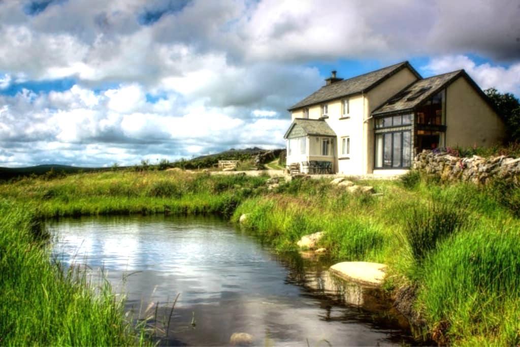 B & B in remote Location on Dartmoor - Princetown