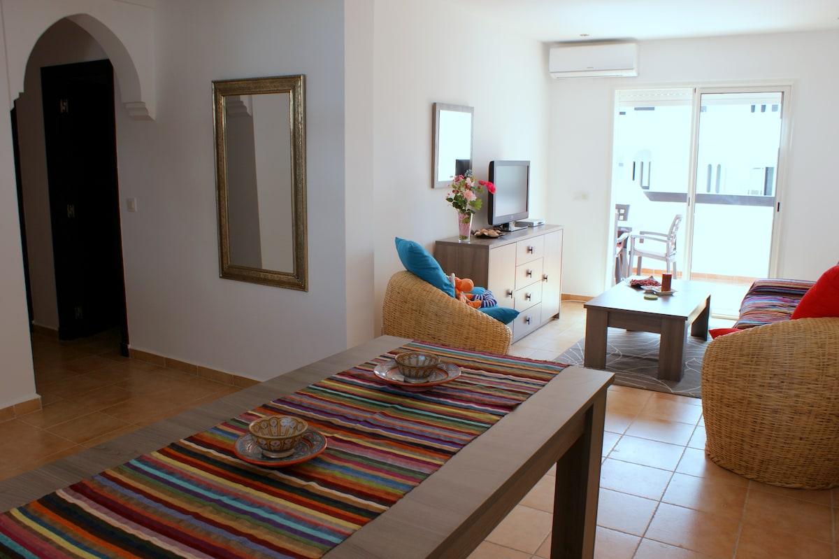 Alcudia Smir  Sea-view Apartment