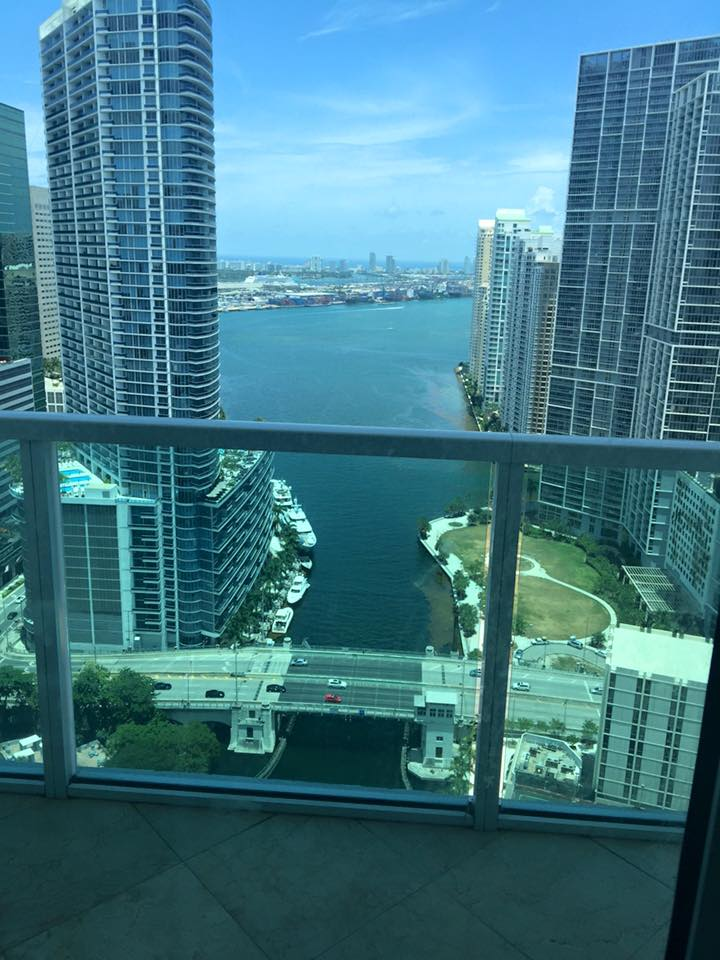 In the heart of Brickell
