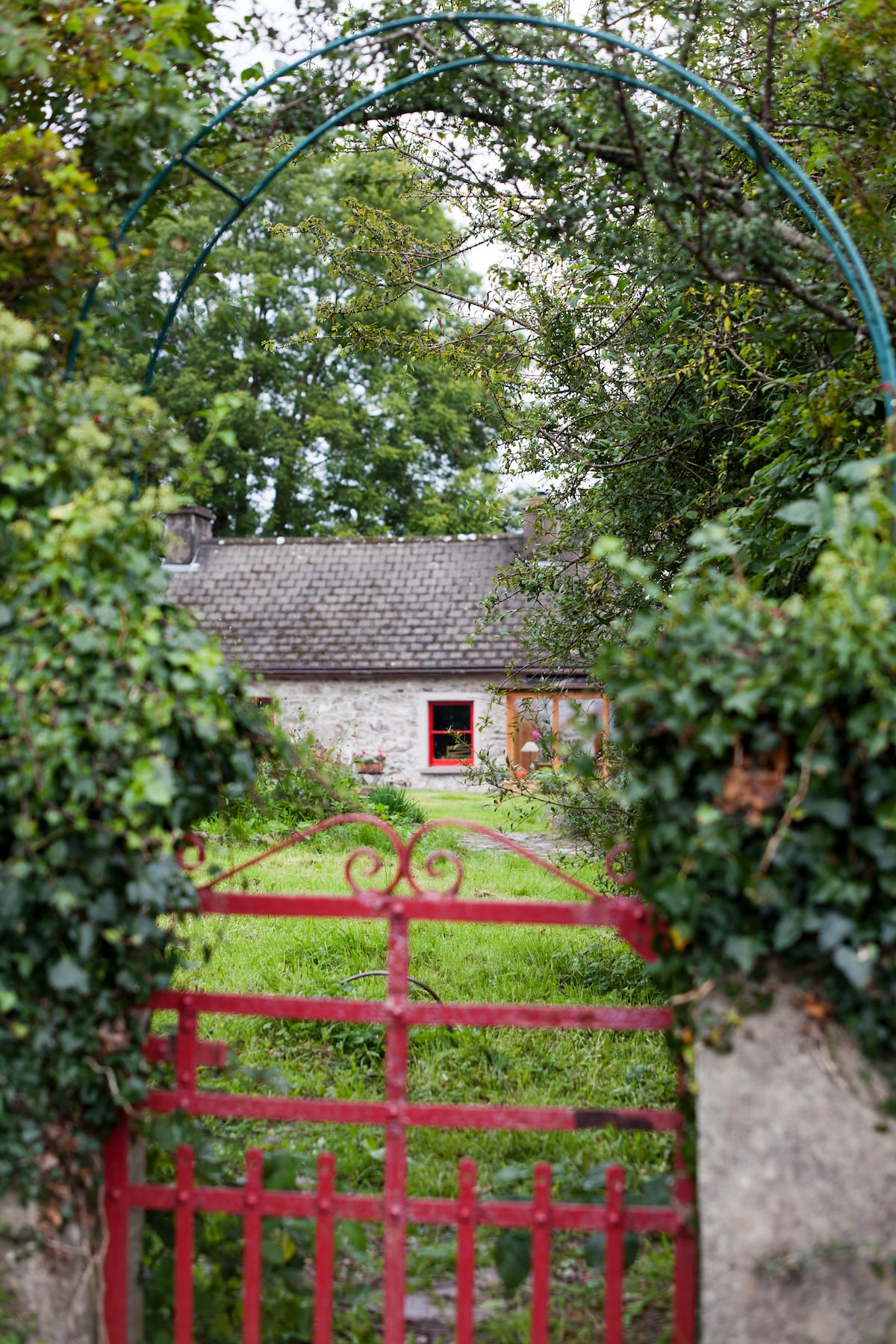 Organic Traditional Irish Cottage