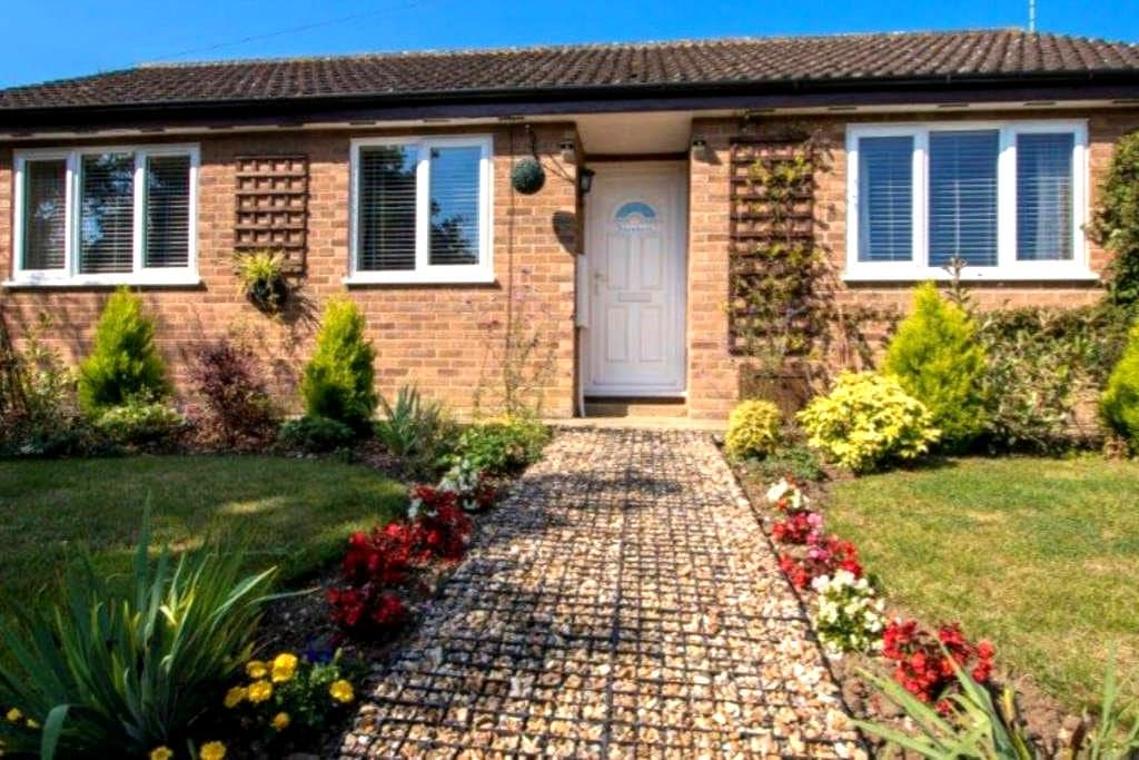 Number 5 holiday cottage and a home from home - Wortwell - Bungalow
