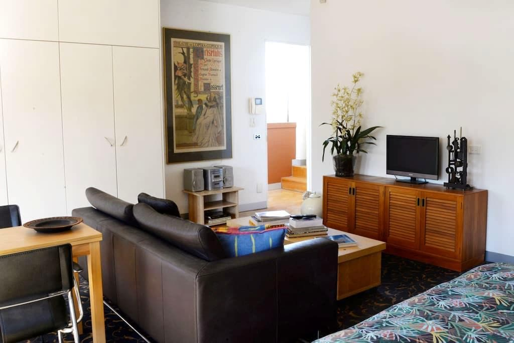 Inner warehouse apartment - Cremorne - Wohnung