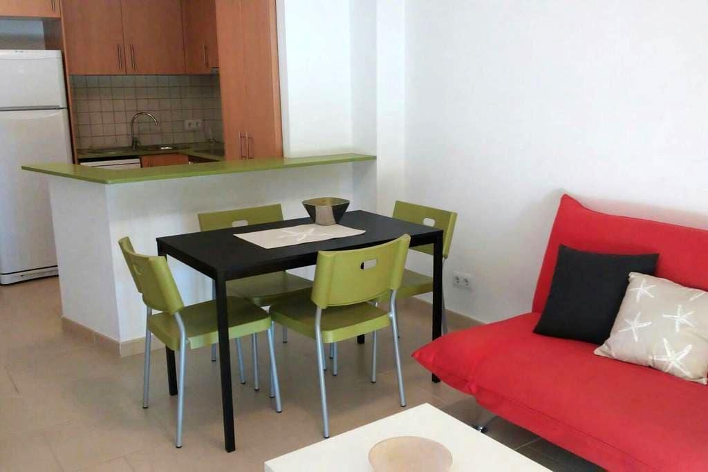 Apartamento con terraza en Es Mercadal - Es Mercadal - Apartment