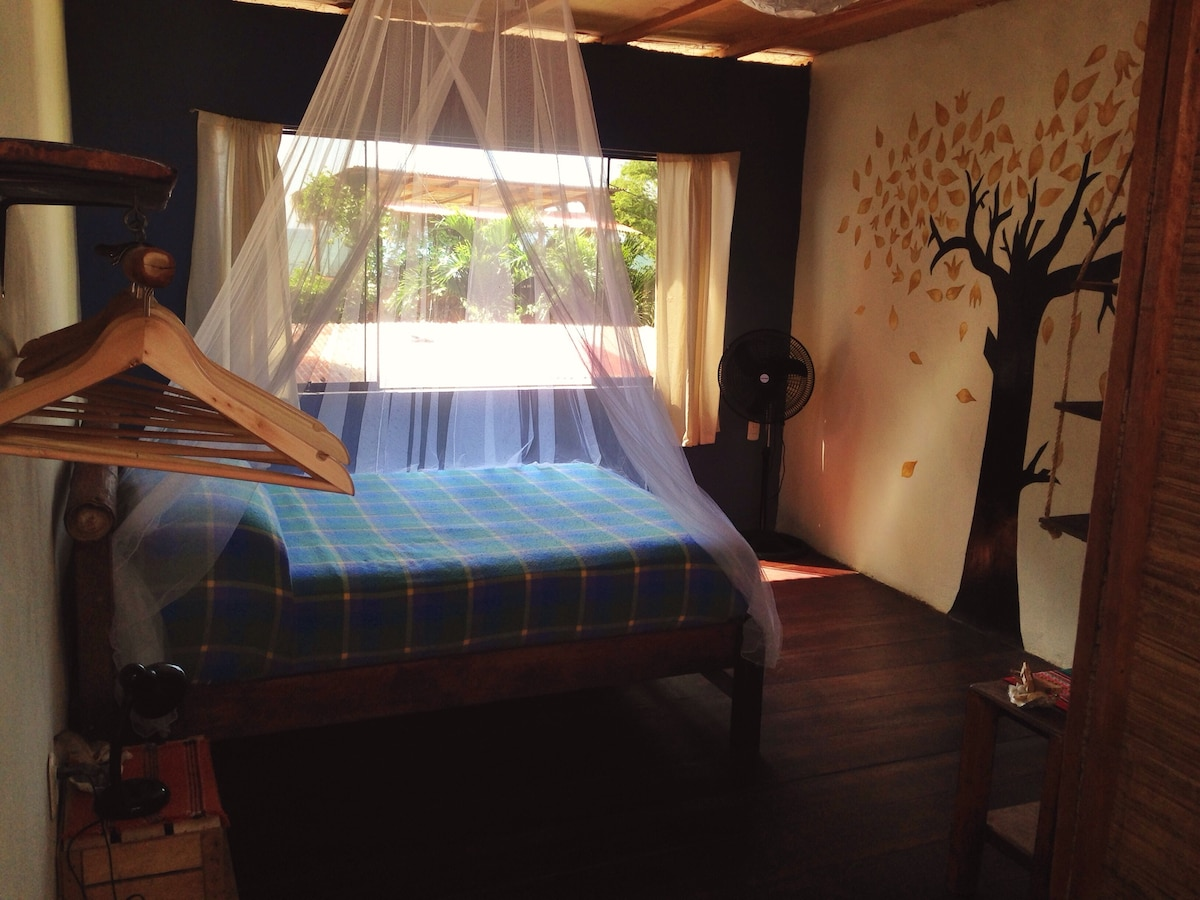 Matrimonial room with Ocean view