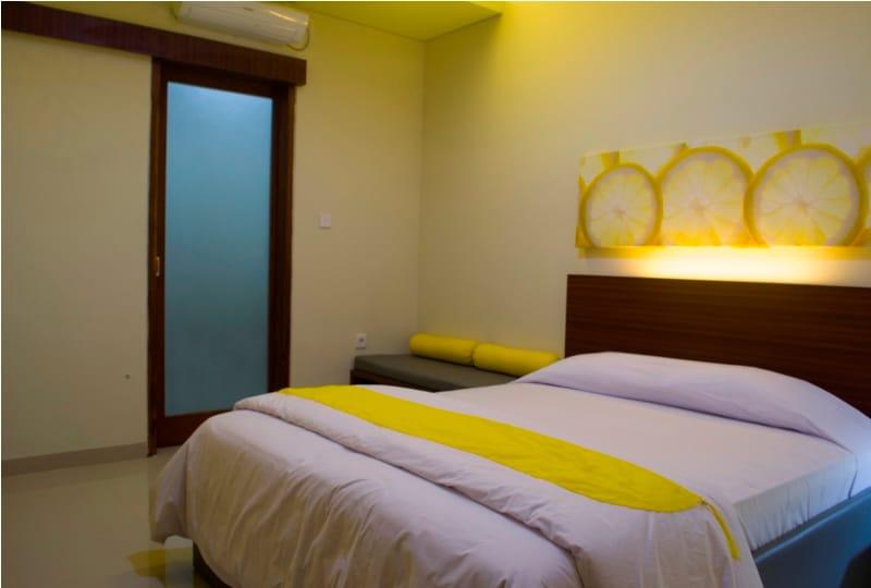 De Lemon Budget Hotel in Denpasar