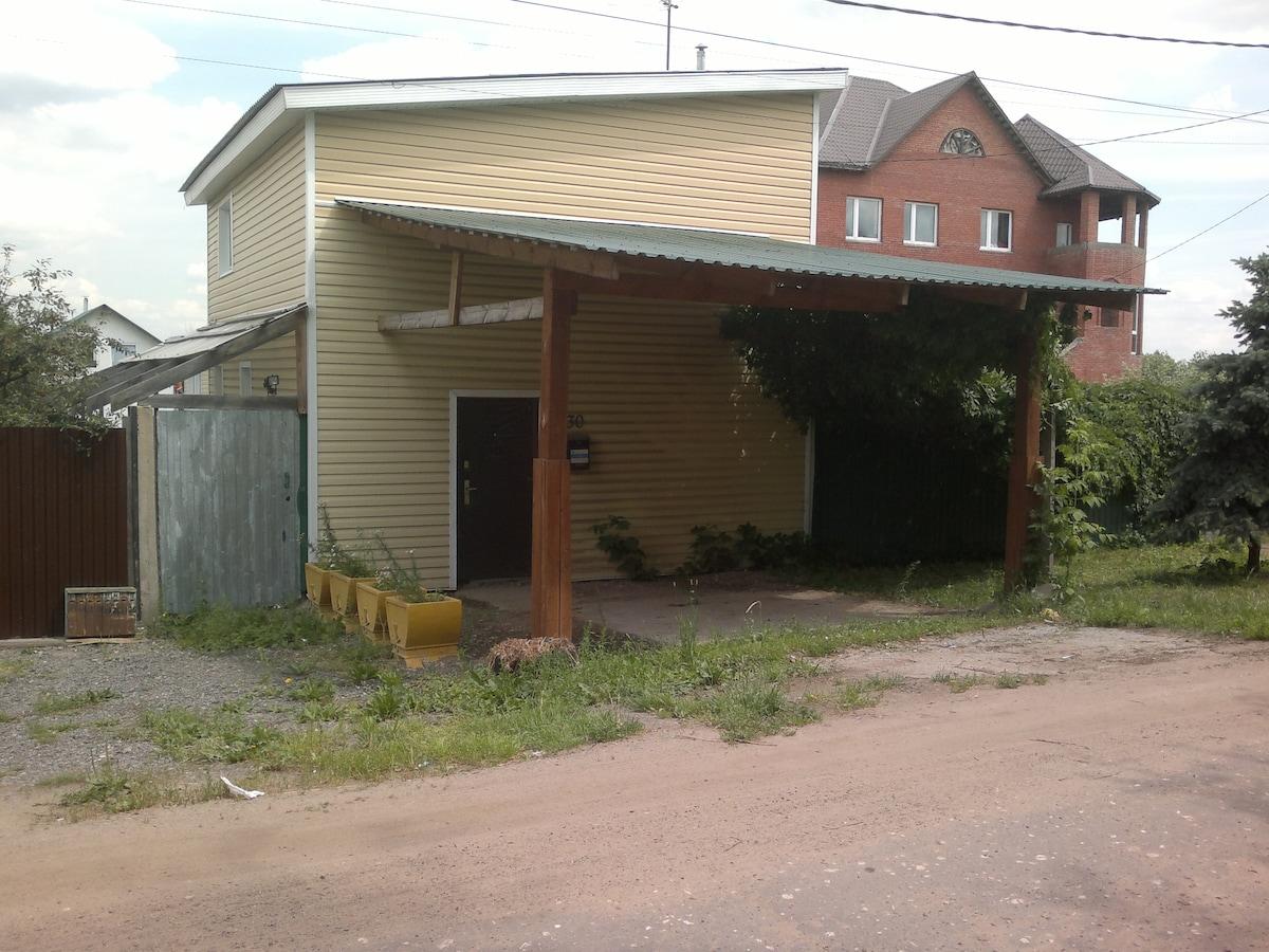 Апартаменты №2 с отдельным входом