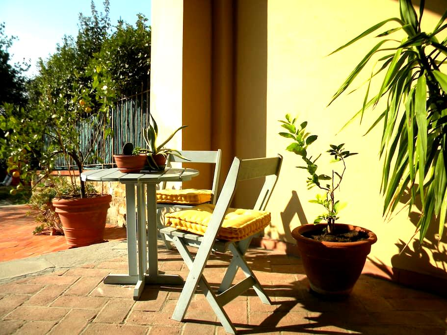 Sun Room in Residence Montalalbano - ฟลอเรนซ์ - วิลล่า