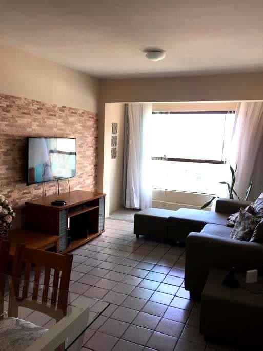Vista linda, próx. UFPE confortável - Recife - Appartement