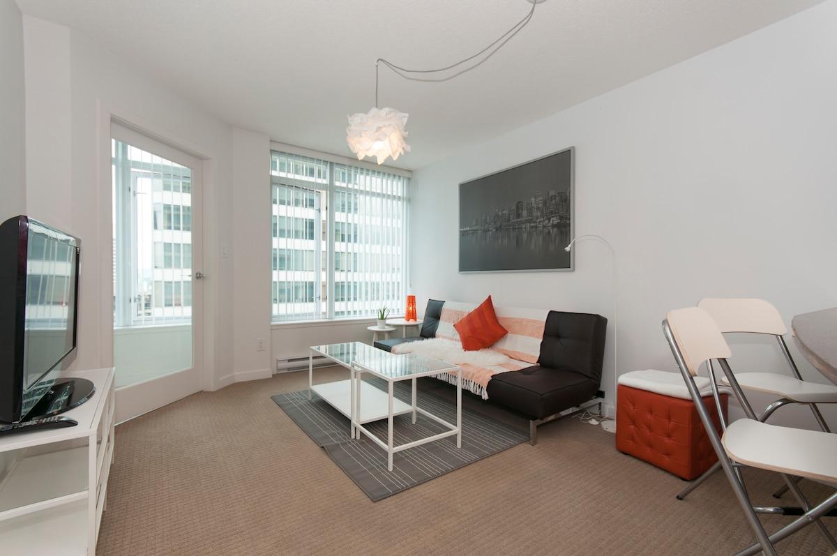 Modern Condo - Heart of Downtown
