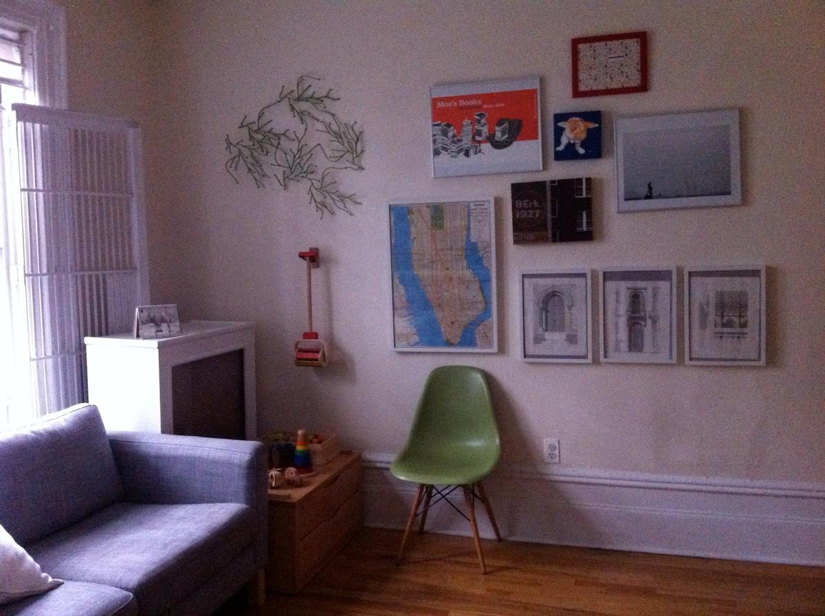 Convienent 1-bedroom near Columbia