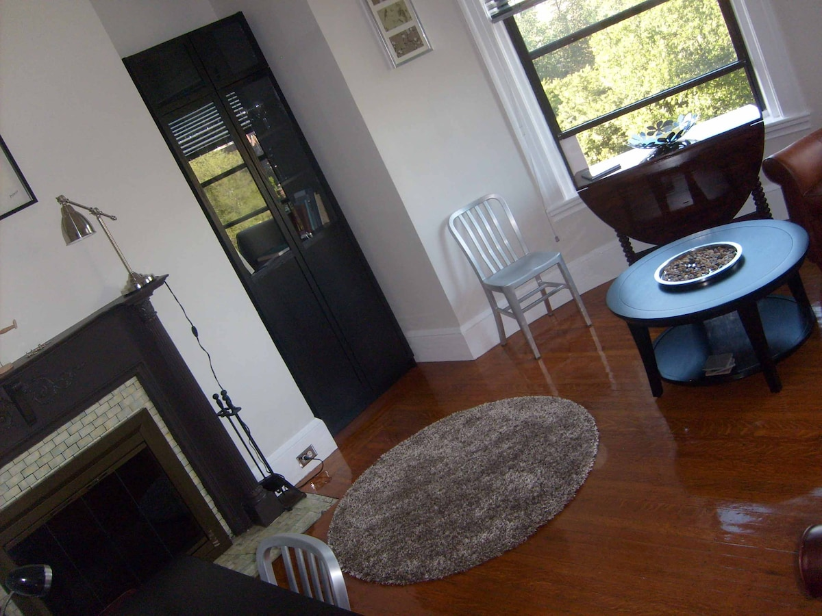 Carlyle Penthouse: by Spare Suite