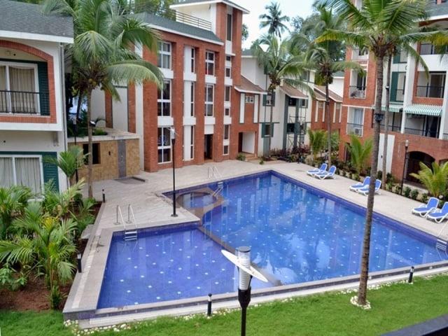 Luxury Apartments,North Goa