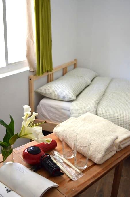 Faulong Biscuit seaside hostel - Taiwan New Taipei City - House