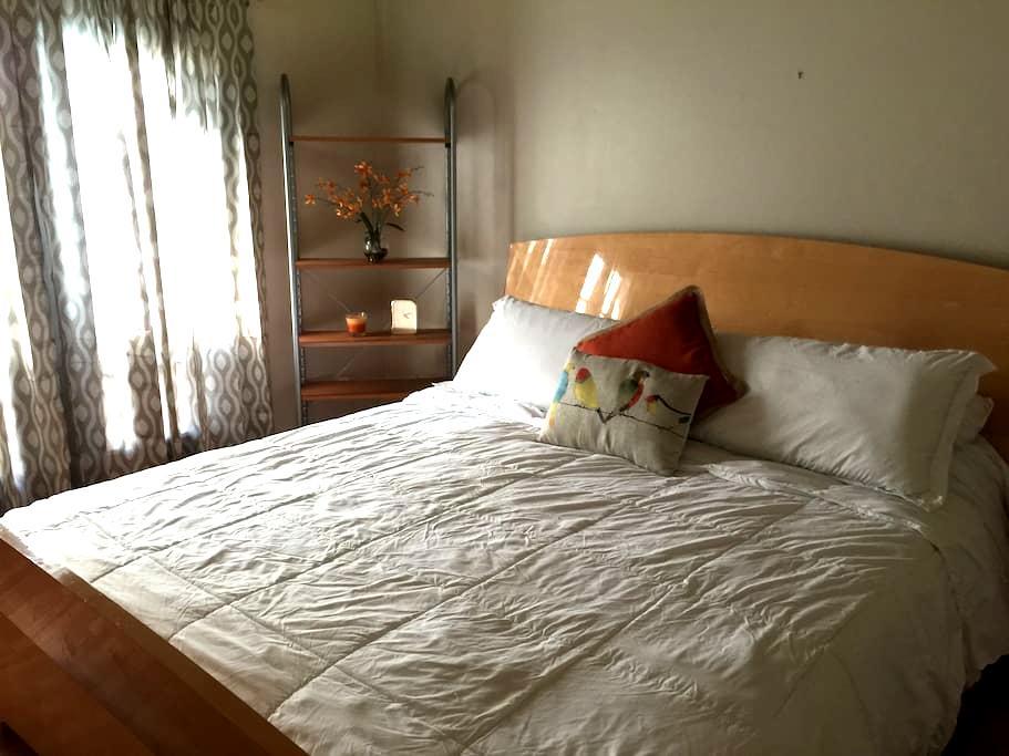 Homey Room Near LAX & Torrance Airport - Torrance - Casa