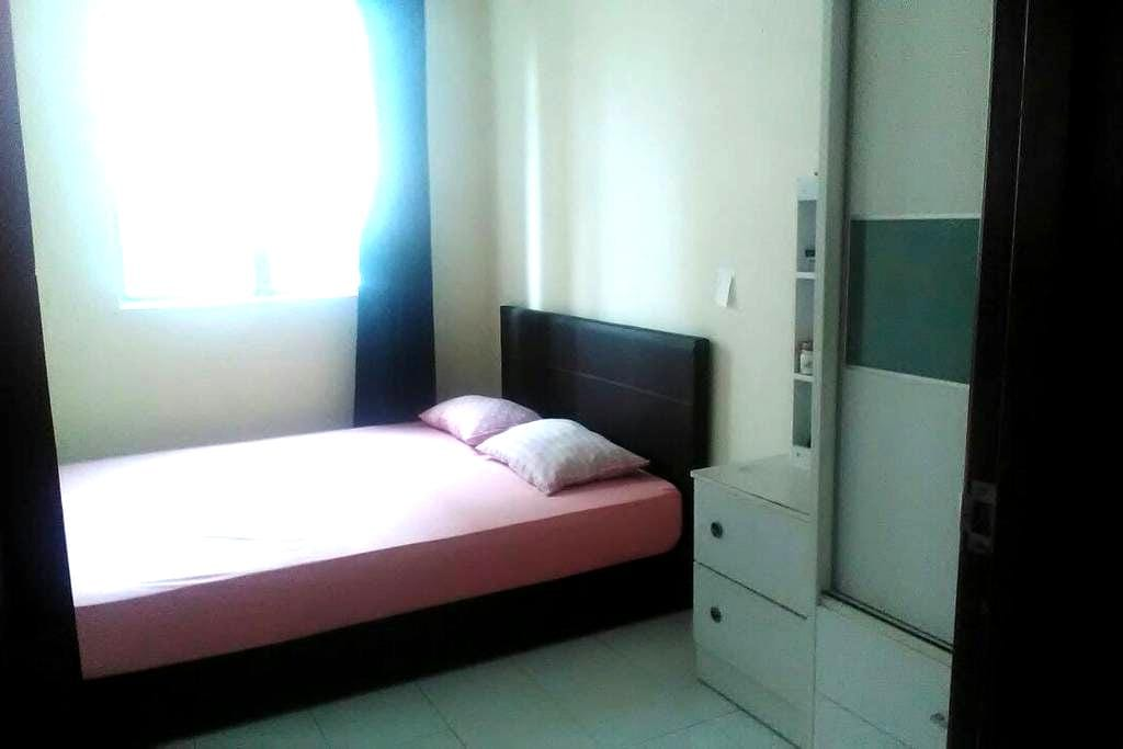 Private Room dengan Wifi, Kolam Renang & Gym - Subang Jaya - Daire