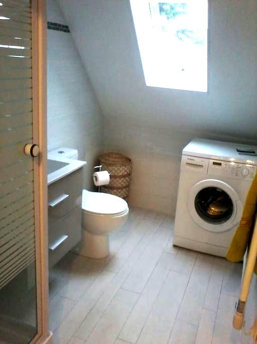 Tres Joli Apartement Tal ar Groas - Crozon - Byt