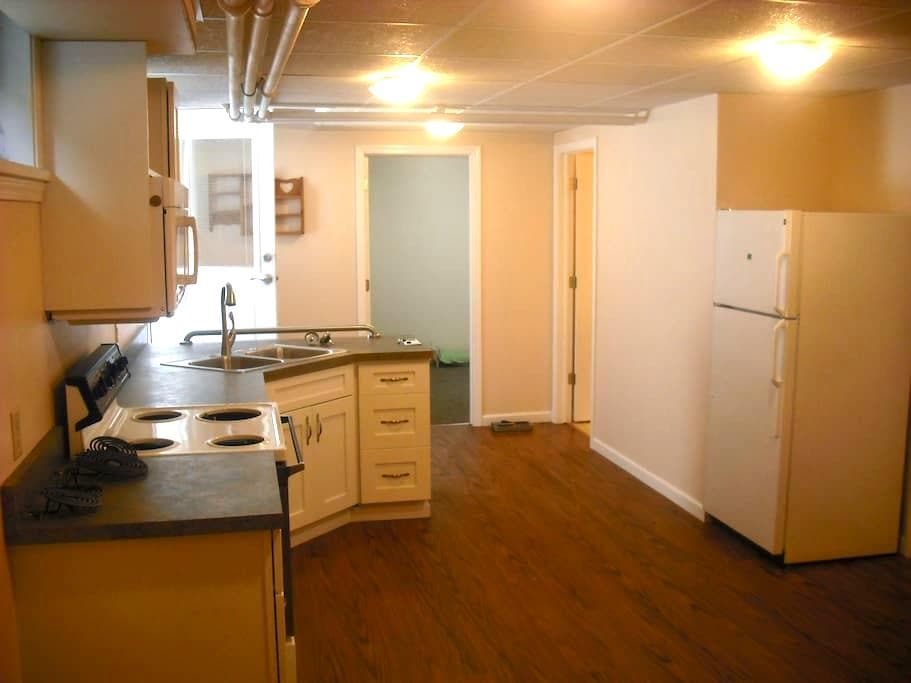 Squirrel Hill Suite on Wightman - Pittsburgh