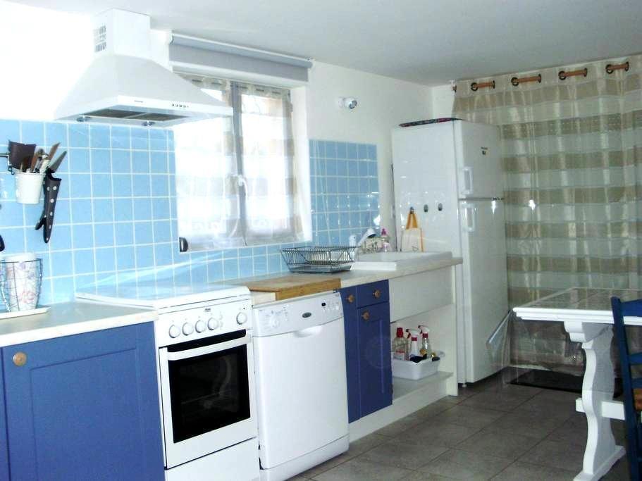 Appartement de 45m²,agréable , lumineux , près  cv - Millau